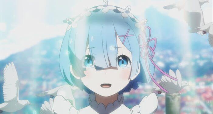 アニメ2期 リゼロ