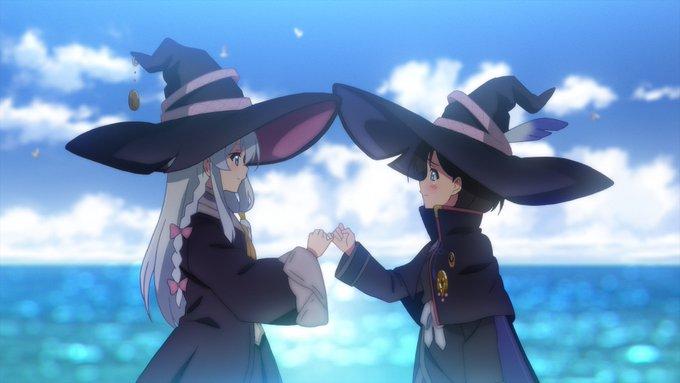 魔女 の 旅 旅 な ろう 魔女の旅々はなろう系作品?アニメ化までになった経緯