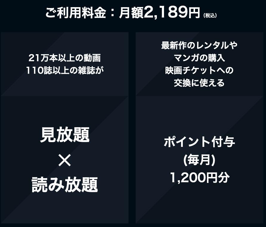 U-NEXT 料金高い
